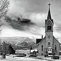 Hope Evangelical Lutheran Church by John Bartelt
