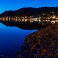 Hopfensee Lake Landscape by Valerio Poccobelli