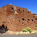 Hopi House Gcnp Az by David Lee Thompson