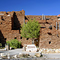 Hopi House Grand Canyon Arizona by David Lee Thompson