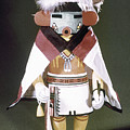 Hopi Kachina Doll by Granger