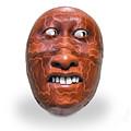 Hopi Mask Three by Gary Warnimont