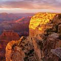 Hopi Point Sunset 2 by Arthur Dodd