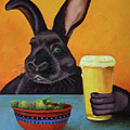 Hoppy Hour by Leah Saulnier The Painting Maniac
