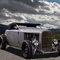 Hord Hot Rod Speedster by Nick Gray