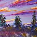 Horizon by Joy of Life Art Gallery