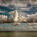 Horizontal Departure by Edmund Nagele