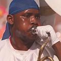 Horn Blower by Jack Dagley