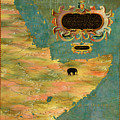 Horn Of Africa, Ethiopia And Somalia by Italian painter of the 16th century