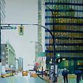 Hornby Street by Sandrine Pelissier