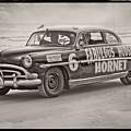 Hornet On Daytona Beach by Alice Gipson