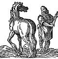 Horse & Groom by Granger