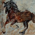 Horse 561 by Pol Ledent