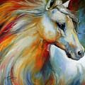 Horse Angel No 1 by Marcia Baldwin