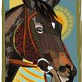 Horse Attitude by Dania Sierra