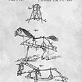 Horse Bridle Patent by Dan Sproul
