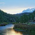 Horse Creek by Lorraine Baum