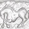 Horse by Gabriel Coelho