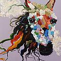 Puzzle Horse Head  by Rosario Piazza
