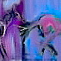Horse In Motion 3 by Les Leffingwell