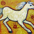 Horse Indian Horse by Carol Suzanne Niebuhr