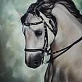Horse N.1 by Rebecca Tecla