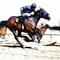 Horse Racing Dreams 1 by Bob Christopher