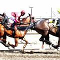 Horse Racing Dreams 2 by Bob Christopher