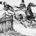 Horseback Riders, C1840 by Granger