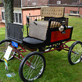 Horseless Carriage-c by Charles HALL