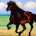 Horses In Paradise  Run by Gina De Gorna