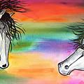 Horses by Sigita Smetonaite