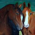 Horses by Taly Bar