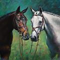 Horses by Ylli Haruni