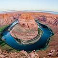Horseshoe Bend Near Page Arizona by Alex Grichenko