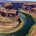 Horseshoe Bend Page Arizona Gigapan by John McGraw