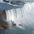 Horseshoe Falls At Niagara by Ginger Wakem