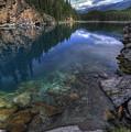 Horseshoe Lake by Wayne Sherriff