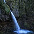 Horsetail Falls 1 by Ingrid Smith-Johnsen