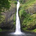 Horsetail Falls  by John Rowe