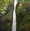 Horsetail Falls by Ralf Broskvar