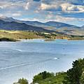 Horsetooth Reservoir by Paulina Roybal