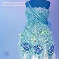 Horticouture Vogue Dress Exhibit by Jane Butera Borgardt
