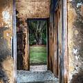 Horton House Hallway by Harriet Feagin