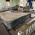 Hospital Bed Preston Castle by Norman Andrus