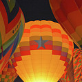Hot Aie Balloons by Richard Jenkins