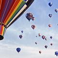 Hot Air Balloon - 12 by Randy Muir