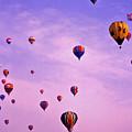 Hot Air Balloon - 13 by Randy Muir