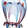 Hot Air Balloon by Ann Garrett