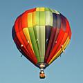 Hot Air Balloon by Robert Urwyler